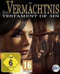 Das Vermächtnis - Testament of Sin PC...