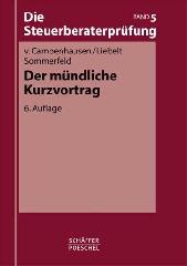 Die Steuerberaterprüfung, Bd.5 : Der ...
