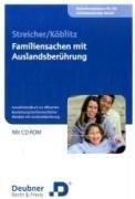 Familiensachen mit Auslandsberührung