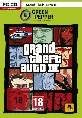GTA - Grand Theft Auto III [Green Pep...