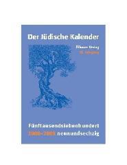 Jüdischer Kalender: Der Jüdische Kale...