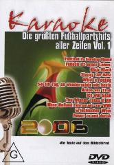 Karaoke - Die größten Fußballpartyhit...