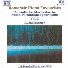 Romantische Klavierstücke Vol. 3