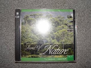 Sound of Nature Vol. 1 - 2 CDs The Ra...